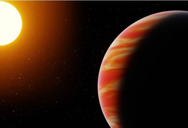 There is something very strange about this exoplanet, if the readings are right 37
