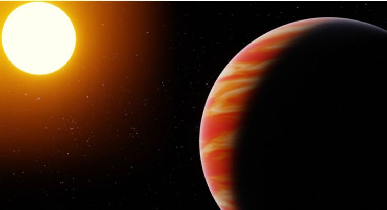 There is something very strange about this exoplanet, if the readings are right 31