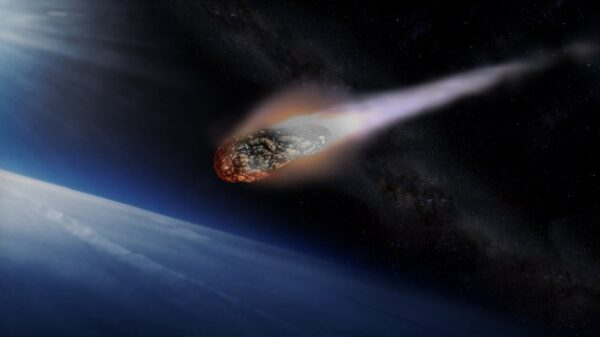 Asteroid Apophis is accelerating and may collide with Earth 9