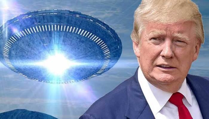 Fox News anchor questions Trump on UFOs 31