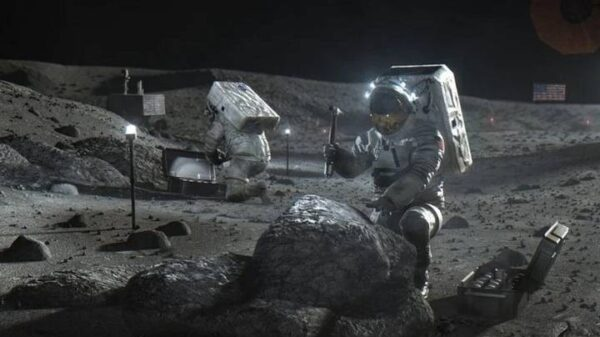 Scientists finally know how long a human can survive radiation on the Moon 17