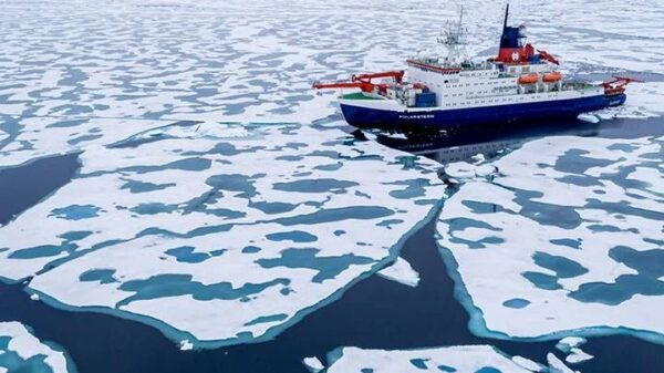 The largest mission to the Arctic returns home with troubling discoveries 45