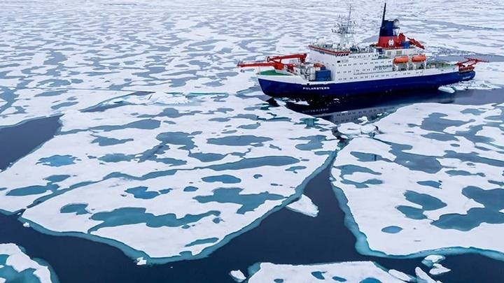 The largest mission to the Arctic returns home with troubling discoveries 33