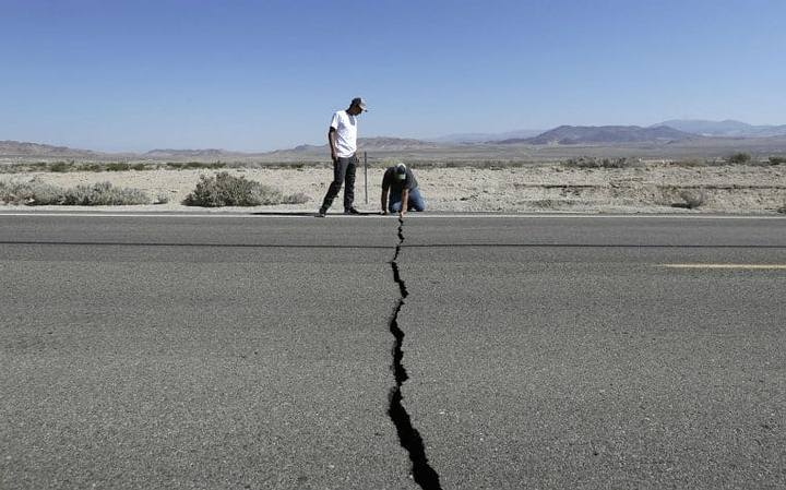 San Andreas Fault: an earthquake of magnitude greater than 7 could occur within the next week 31