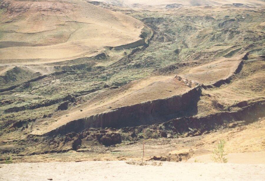 Why does Turkey prohibit exploring the mountain Ararat? 31