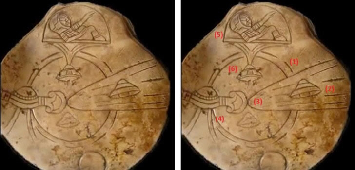 "Mayan tablets and their ""alien"" revelations straight from the Mexican jungle 36"