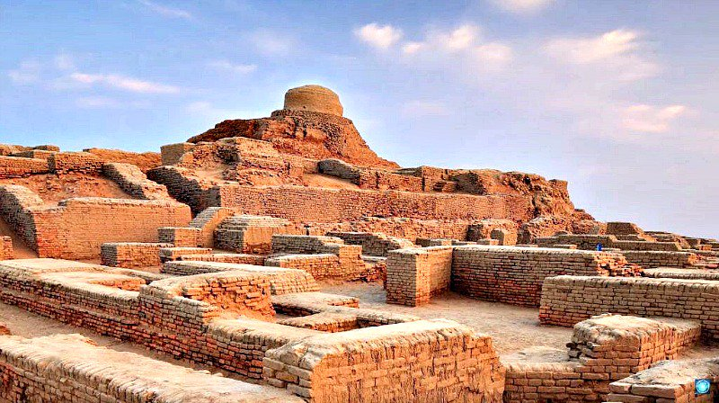 Mohenjo-Daro and the mysterious evidence of a possible nuclear war suffered thousands of years ago 33