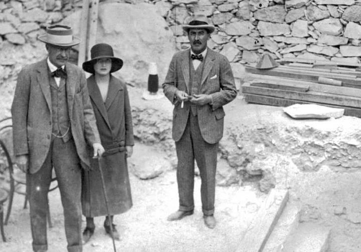 Some of the last sarcophagi unearthed at Saqqara had curses 34