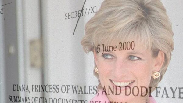 Download the CIA files on Lady Di's death 30