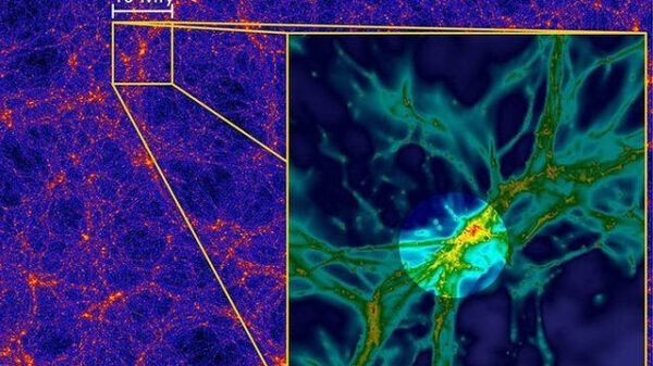 Scientists claim to have found the place where the lost matter of the universe hides 60