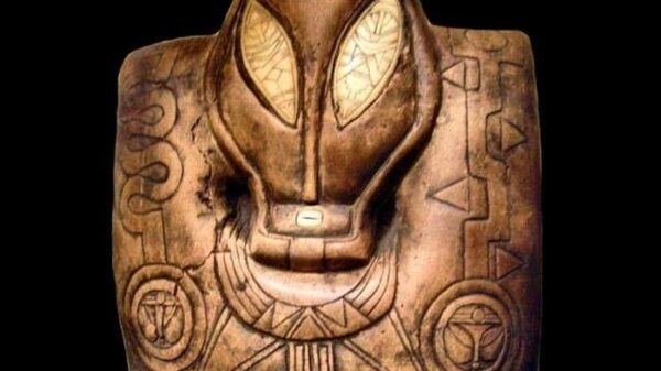 """Mayan tablets and their """"alien"""" revelations straight from the Mexican jungle 43"""