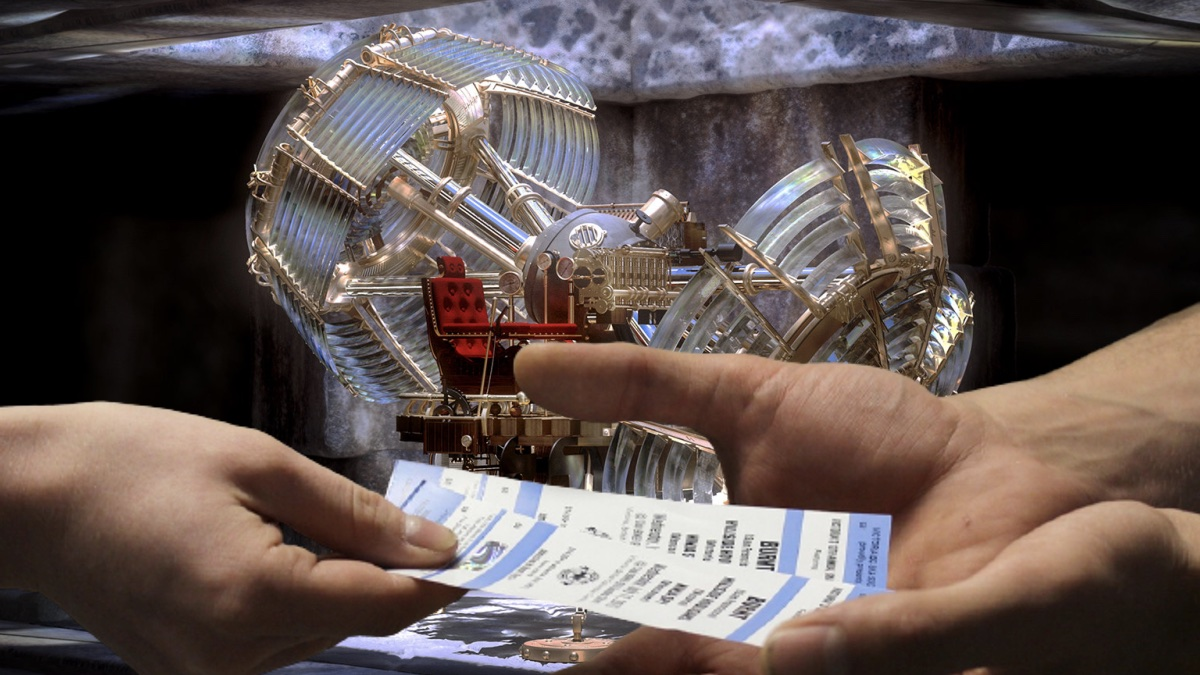 UK starts selling time travel tickets 31