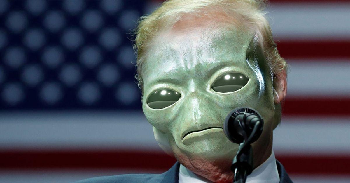 Speculation arises that Trump will declassify UFO files 34