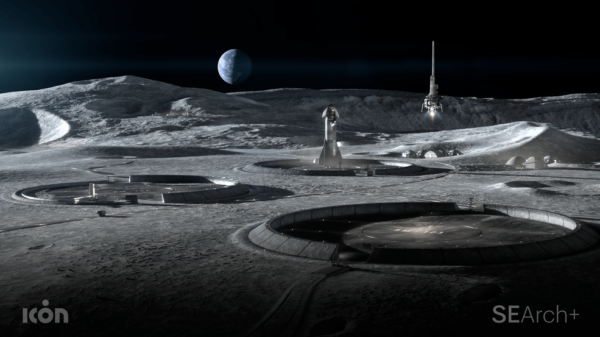 NASA seeks advances in 3D printing construction for the Moon and Mars 71