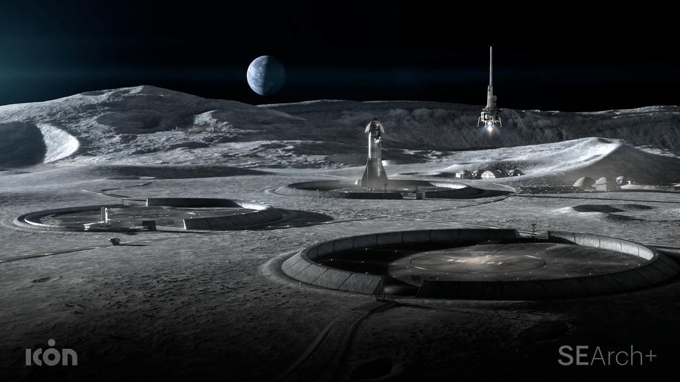NASA seeks advances in 3D printing construction for the Moon and Mars 31