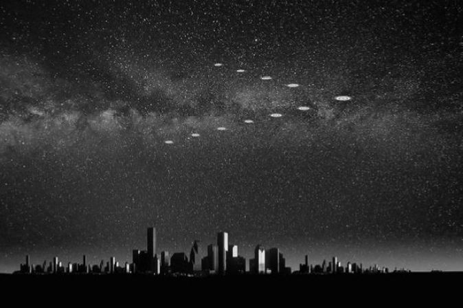 4 mysterious UFO sightings that have not yet been explained