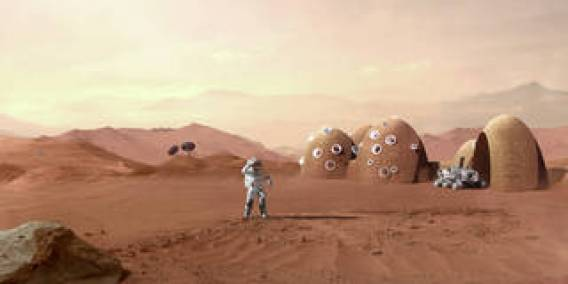 NASA seeks advances in 3D printing construction systems for the Moon and Mars
