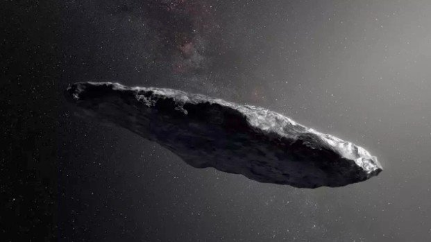 "Harvard Prof: ""The Aliens visited us in 2017: Oumuamua was not an asteroid"" 39"