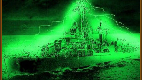 The truth behind the scary Philadelphia Experiment? 46