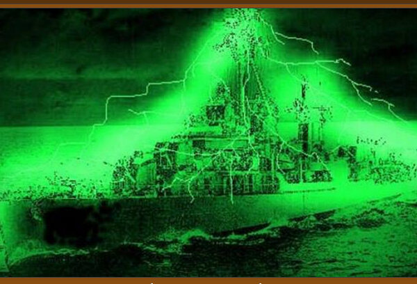 The truth behind the scary Philadelphia Experiment? 37