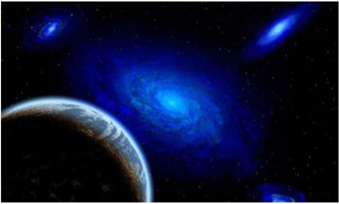 """A """"universal Dark Matter hurricane"""", rushing with incredible speed, surrounds the Earth 41"""
