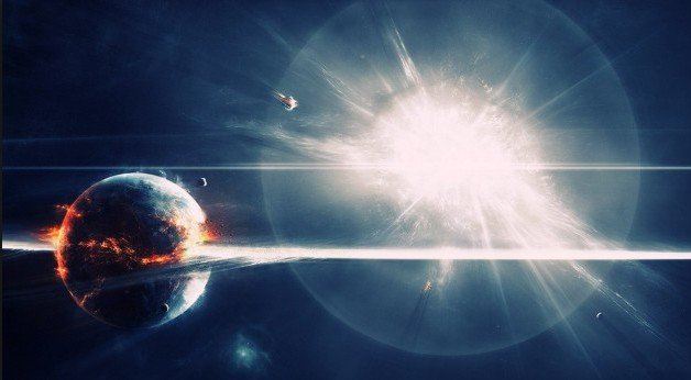 """A """"universal Dark Matter hurricane"""", rushing with incredible speed, surrounds the Earth 43"""