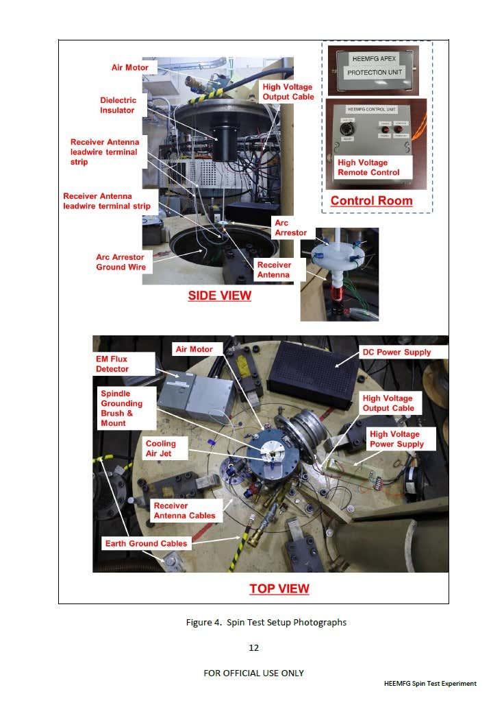 """Documentos da Marinha dos EUA falam de uma """"arma de modificação do espaço-tempo"""" 47"""