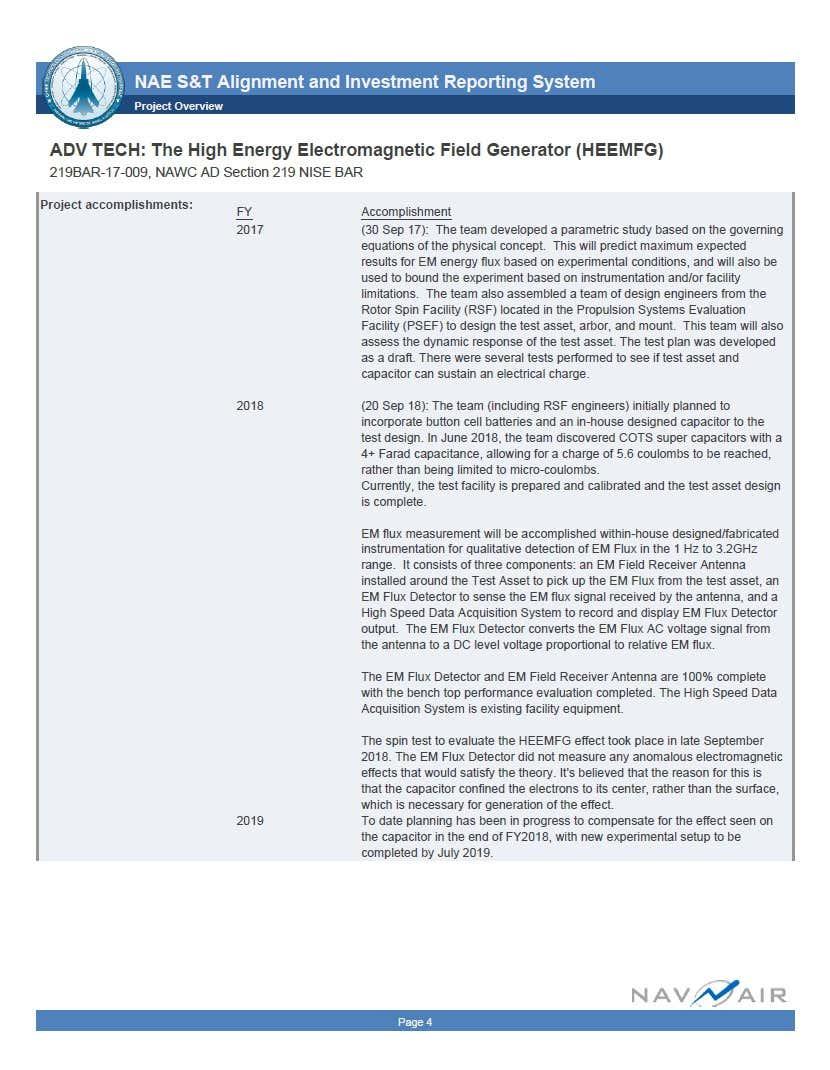 """Documentos da Marinha dos Estados Unidos falam de uma """"arma de modificação espaço-tempo"""" 49"""