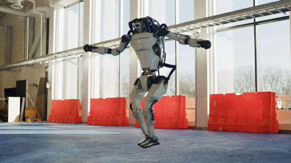 Boston Dynamics robots learn to dance 17