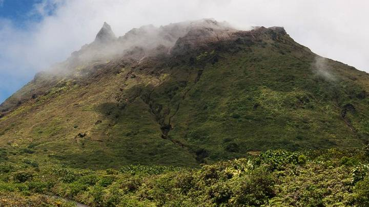Dormant volcano in the Caribbean awakens prompting evacuation warnings 33