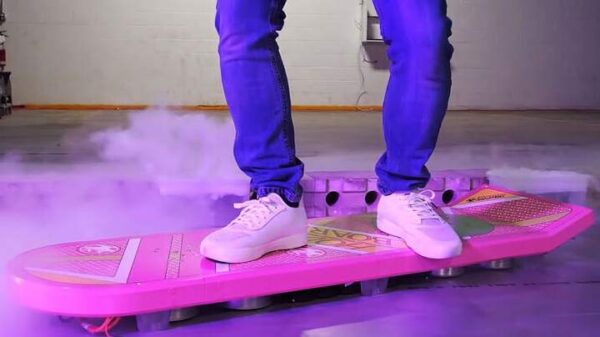 Holy science!  Inventors create a floating board that works 18