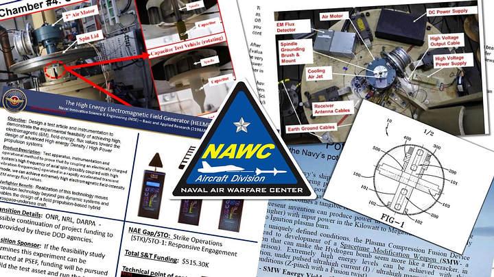 """Documentos da Marinha dos EUA falam de uma """"arma de modificação do espaço-tempo"""" 44"""