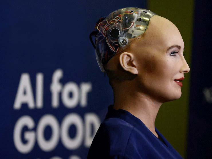 sophia the android - Sophia, the android who wants to destroy humanity, will be mass-manufactured to fight the coronavirus
