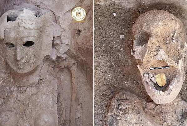 16 catacombs with their mummies found in Alexandria 36