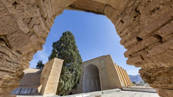 In Iran, archaeologists have discovered the legendary gate of Cyrus the Great 11