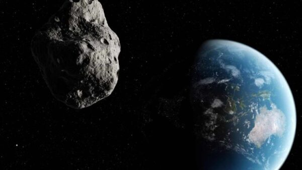 Huge potentially dangerous asteroid is approaching Earth 45