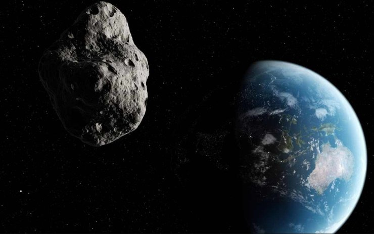 Huge potentially dangerous asteroid is approaching Earth 31