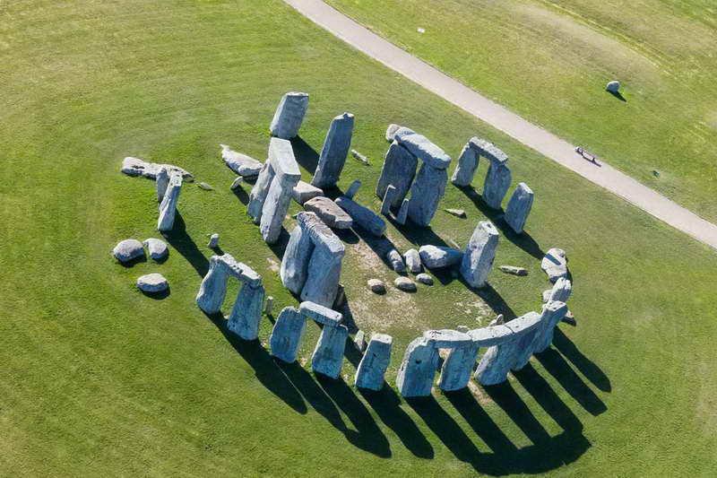 Stonehenge portal England