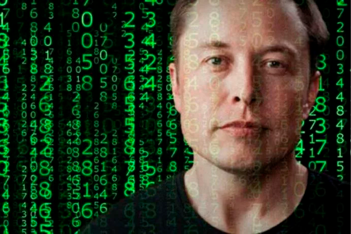 Why Does Elon Musk Think That We Live In The Matrix?